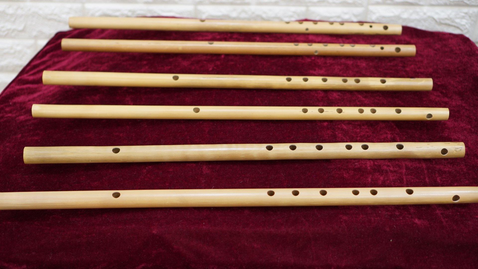 Các Loại Sáo Trúc? Các bộ sáo trúc Việt Nam?