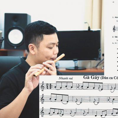 Nhạc lý cơ bản trên sáo trúc