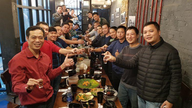 Giao lưu offline gặp gỡ học viên Hocthoisao.com 2019