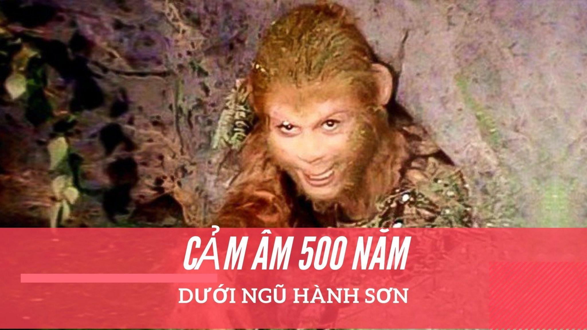 """Cảm Âm """"500 Năm Dưới Ngũ Hành Sơn""""   Tây Du Ký OST   Sáo Trúc Hoàng Anh Chuẩn Nhất"""