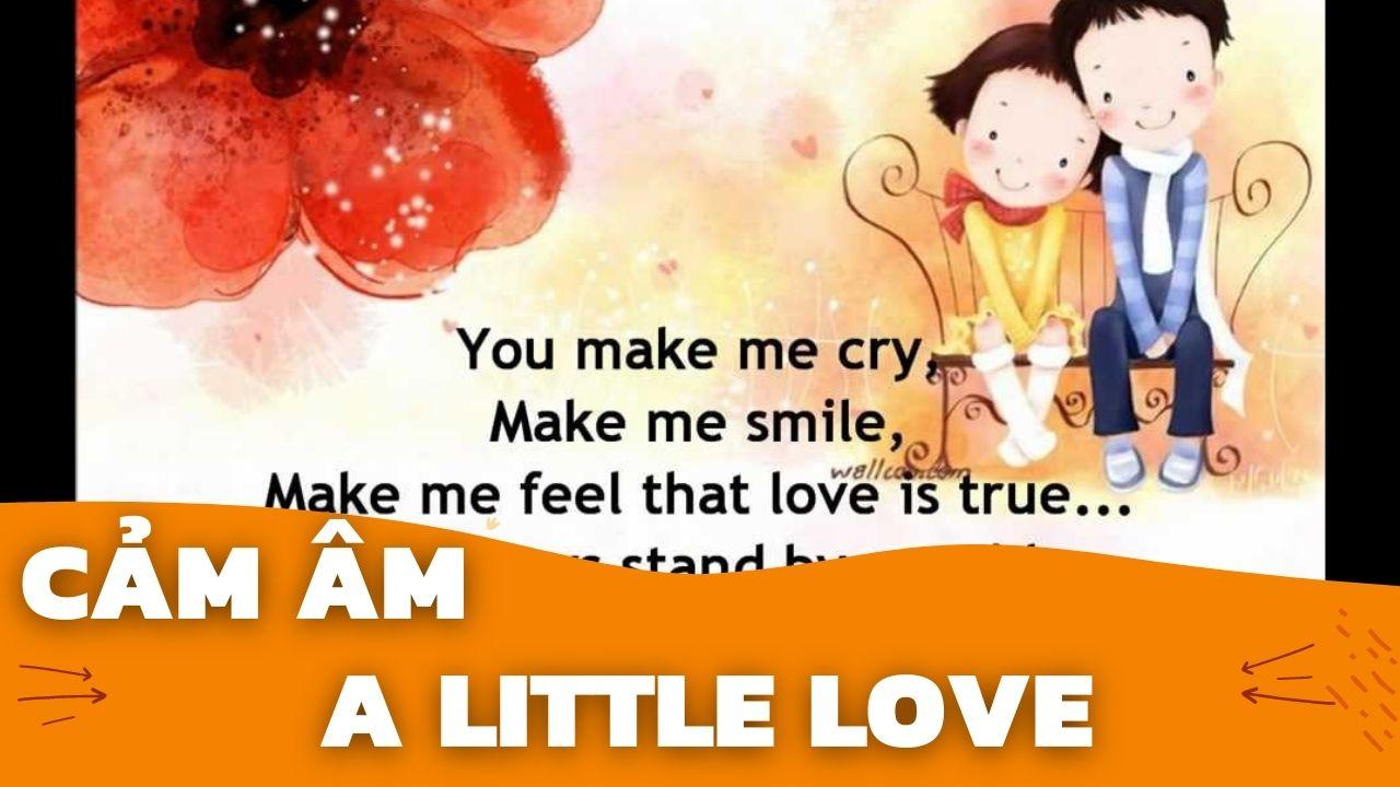Cảm Âm A Little Love   Fiona Fung   Sáo C5   Sáo Trúc Hoàng Anh Chuẩn Nhất