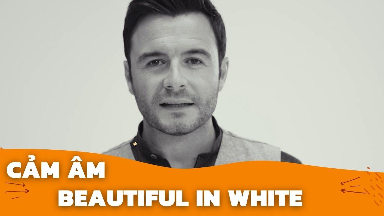 Cảm Âm Beautiful In White   Sáo C5   Sáo Trúc Hoàng Anh Chuẩn Nhất