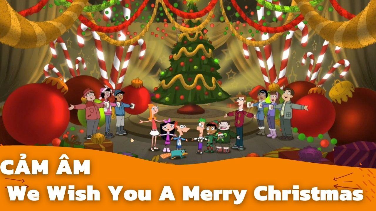 Cảm Âm We Wish You A Merry Christmas | Sáo C5 | Sáo Trúc Hoàng Anh Chuẩn Nhất