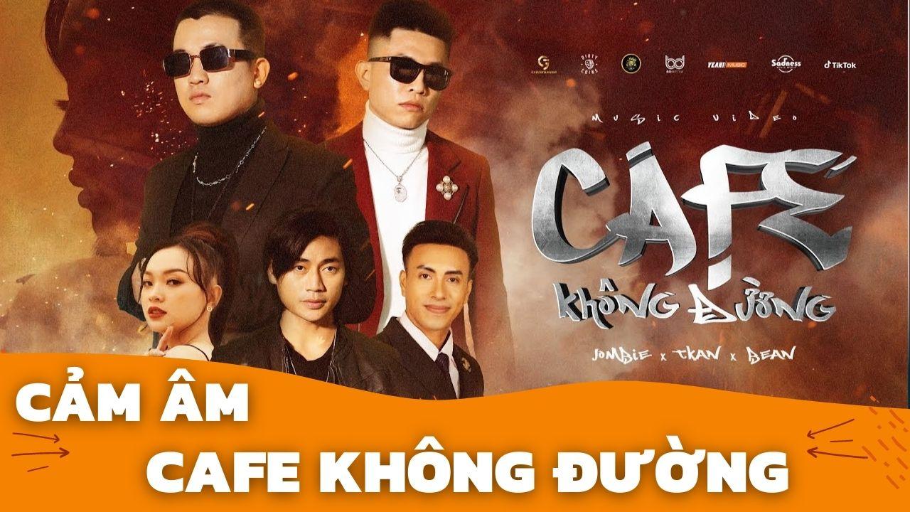 Cảm Âm Cafe Không Đường | JOMBIE x TKAN & BEAN | Sáo C5 | Sáo Trúc Hoàng Anh Chuẩn Nhất