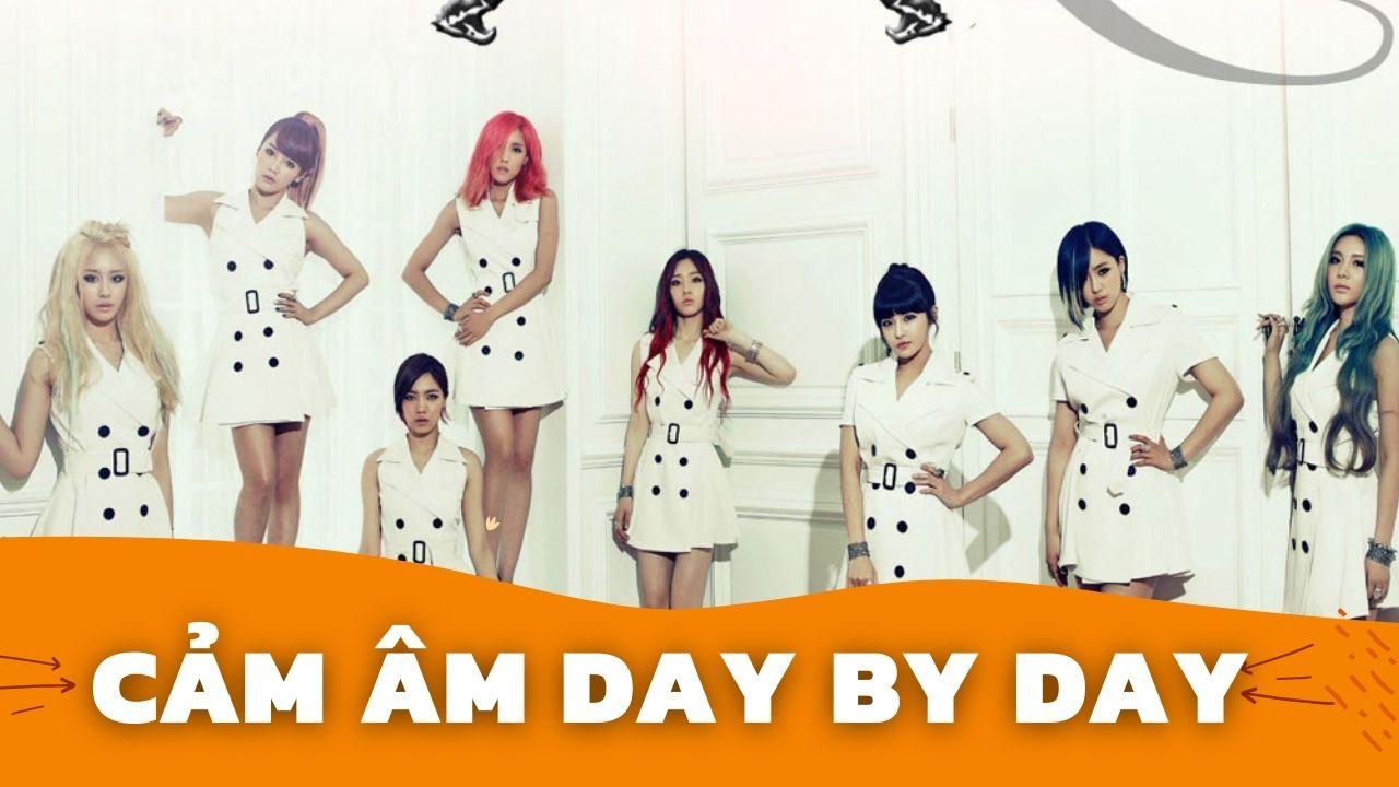 Cảm Âm Day By Day   T-ara   Sáo Trúc Hoàng Anh Chuẩn Nhất