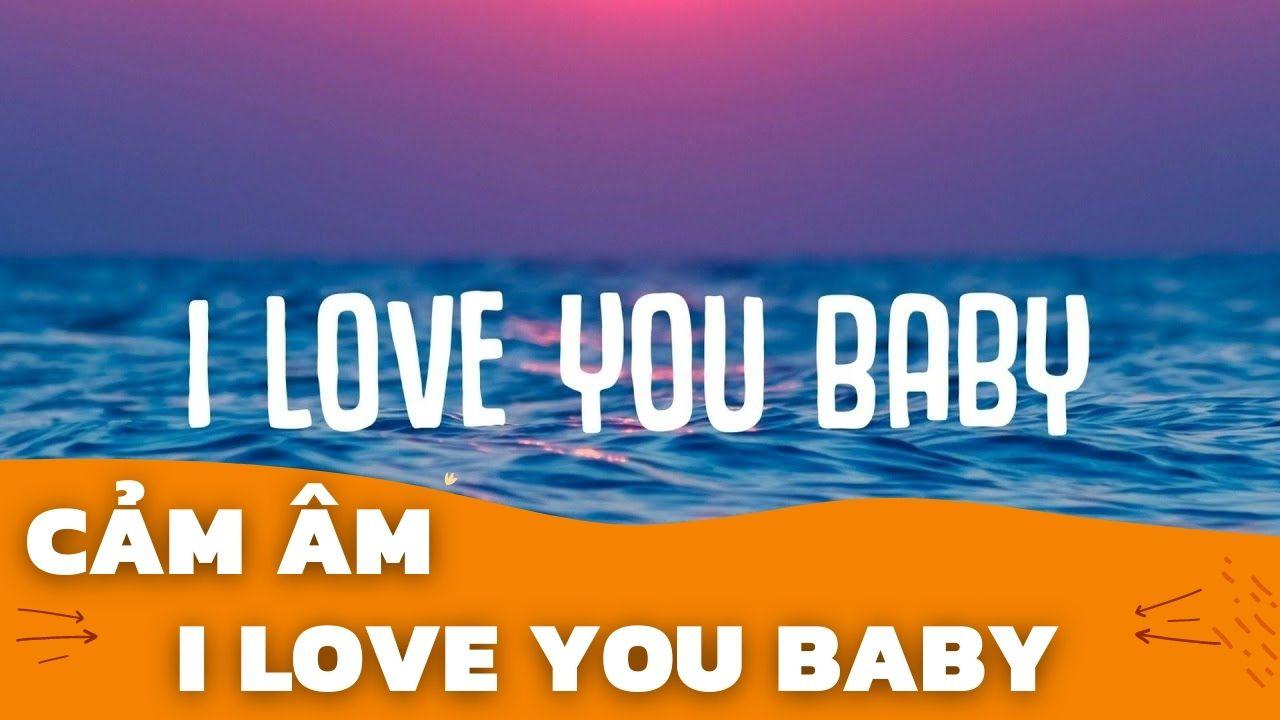 Cảm Âm I Love You Baby | Sáo Trúc Hoàng Anh Chuẩn Nhất