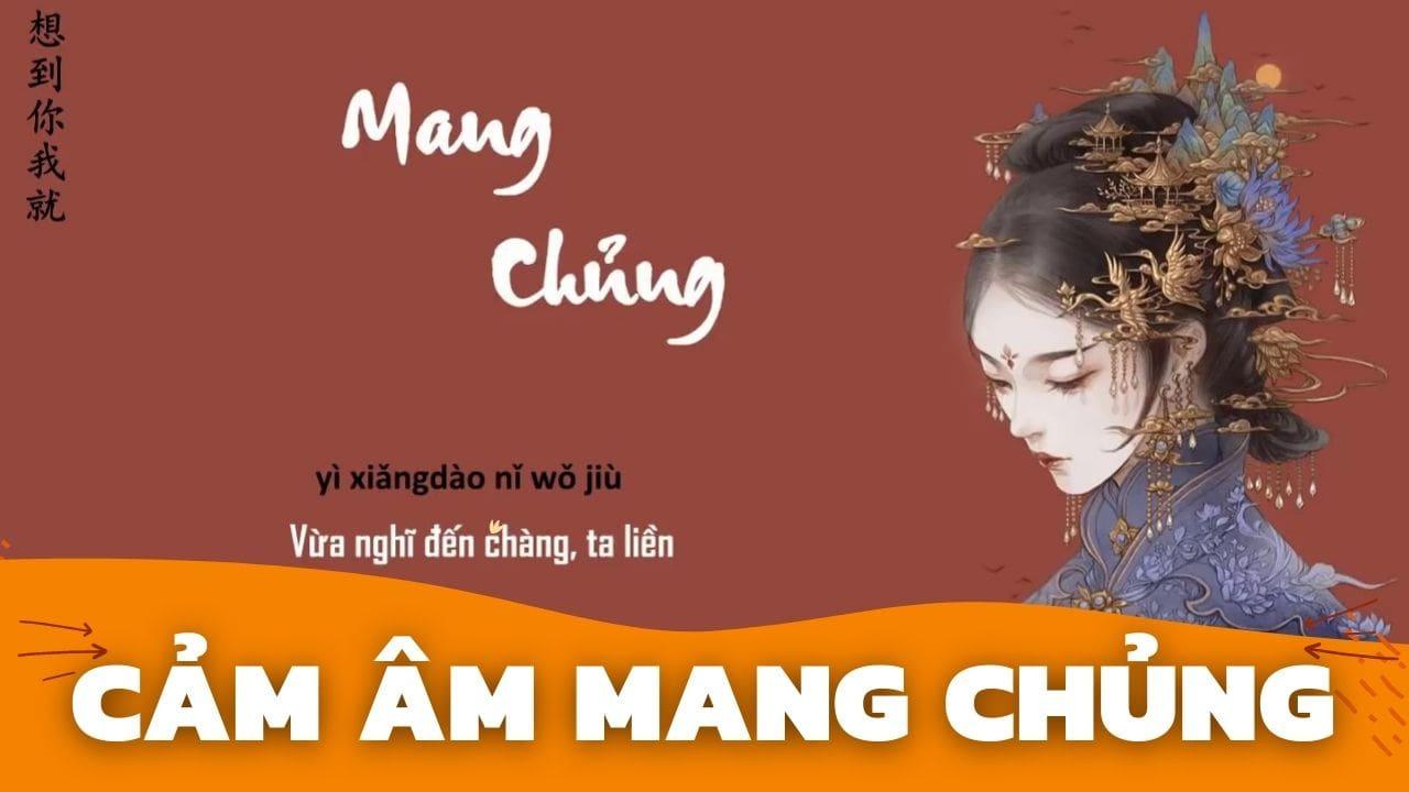 Cảm Âm Mang Chủng | Sáo C5 | Sáo Trúc Hoàng Anh Chuẩn Nhất