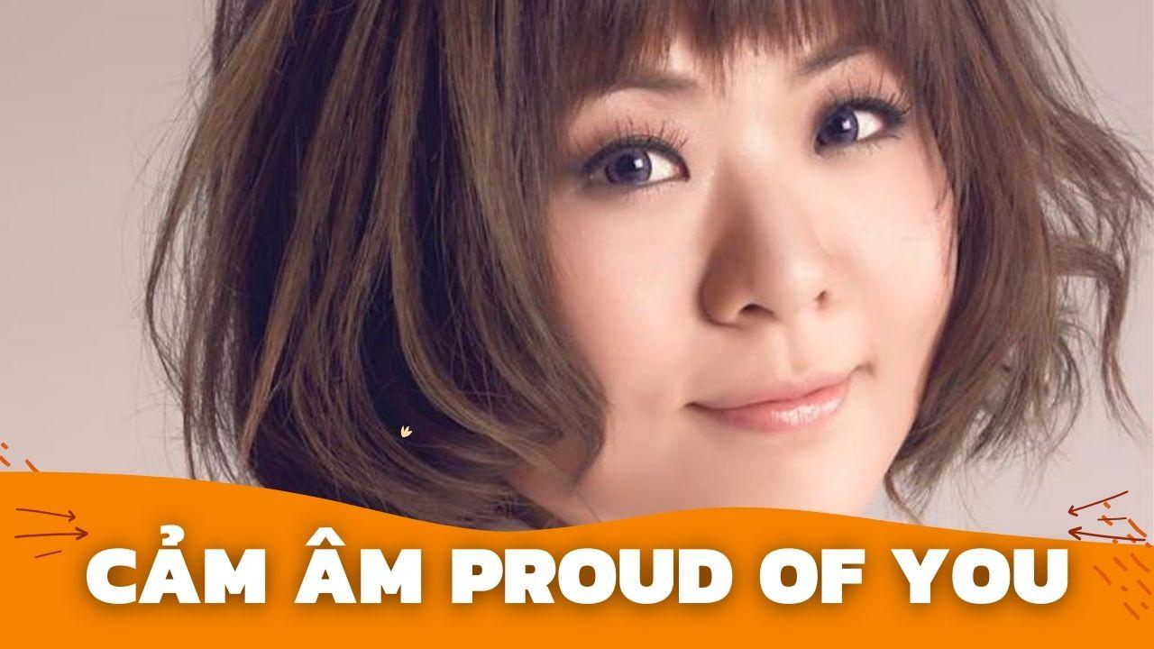 Cảm Âm Proud Of You | Fiona Fung | Sáo C5 | Sáo Trúc Hoàng Anh Chuẩn Nhất