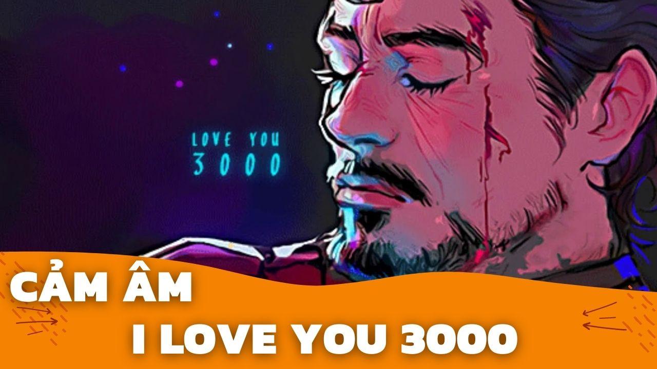 Cảm Âm I Love You 3000   Stephanie Poetri   Sáo Trúc Hoàng Anh Chuẩn Nhất