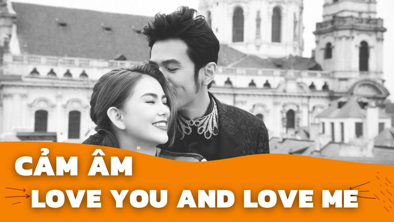 Cảm Âm Love You And Love Me | Châu Kiệt Luân | Sáo Trúc Hoàng Anh Chuẩn Nhất