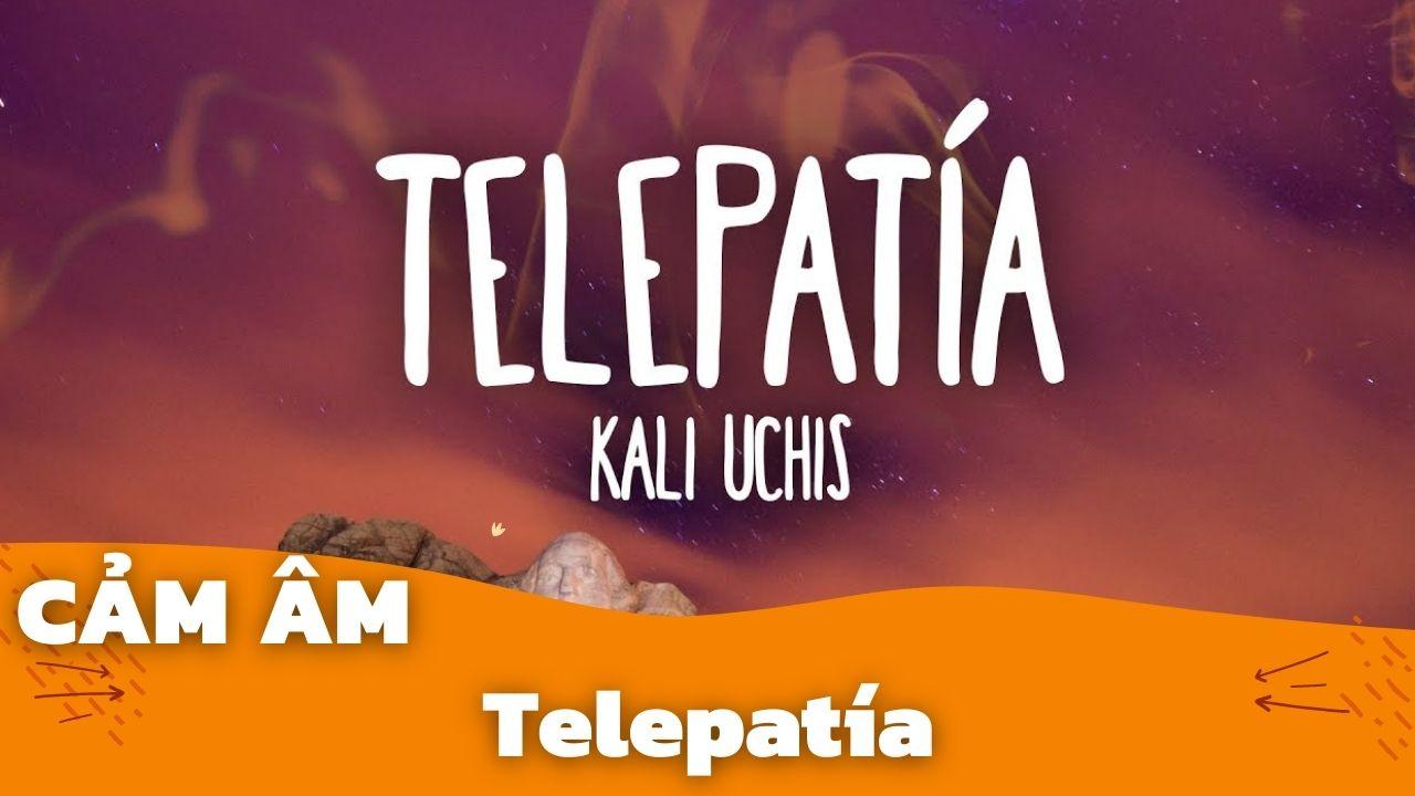Cảm Âm Telepatía   Kali Uchis   Sáo Trúc Hoàng Anh Chuẩn Nhất
