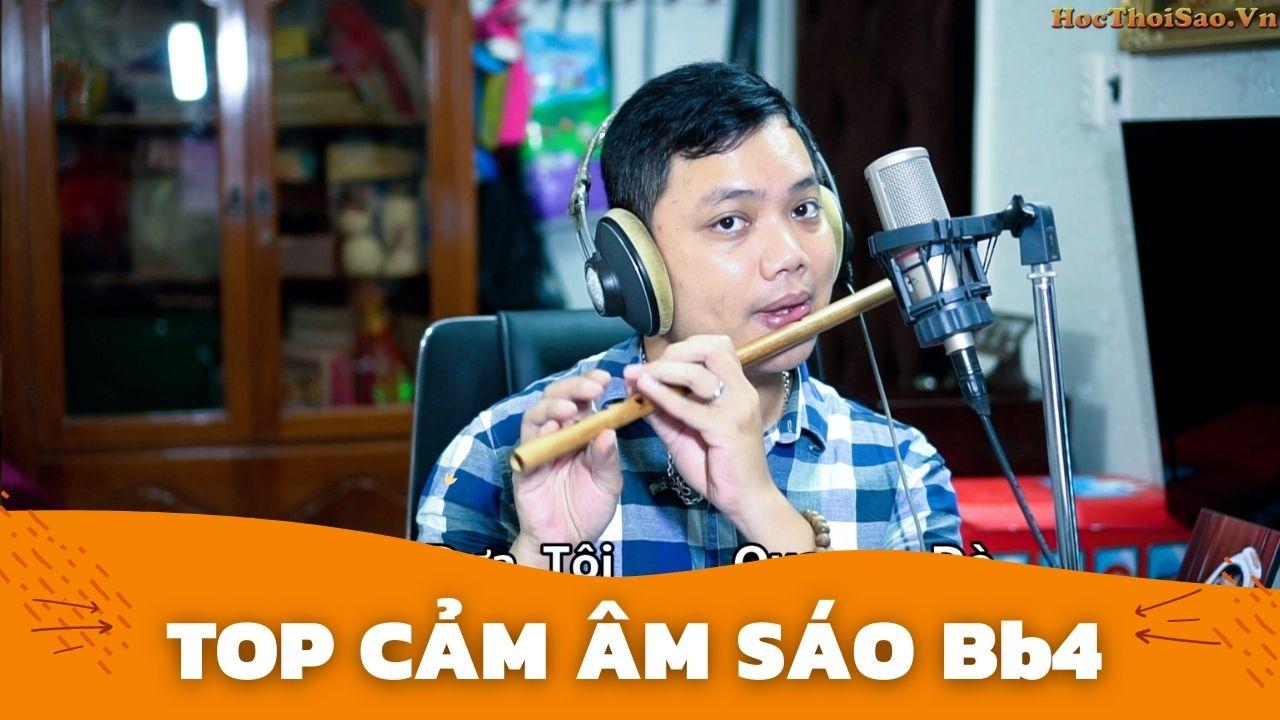 Top 5 Cảm Âm Dành Cho Sáo Bb4 Hay Nhất