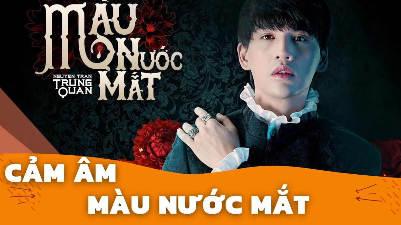 Cảm Âm Màu Nước Mắt | Nguyễn Trần Trung Quân | Sáo C5 | Sáo Trúc Hoàng Anh Chuẩn Nhất