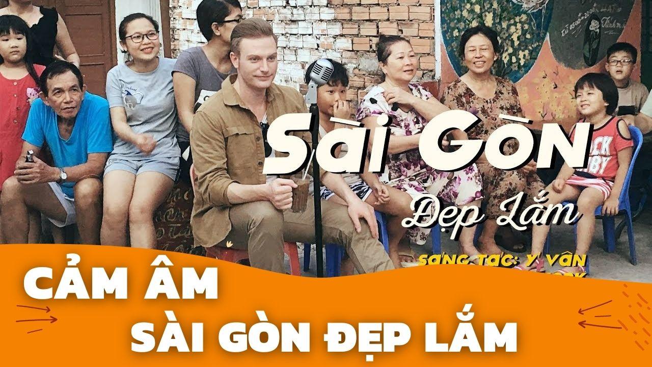 Cảm Âm Sài Gòn Đẹp Lắm   Sáo C5   Sáo Trúc Hoàng Anh Chuẩn Nhất