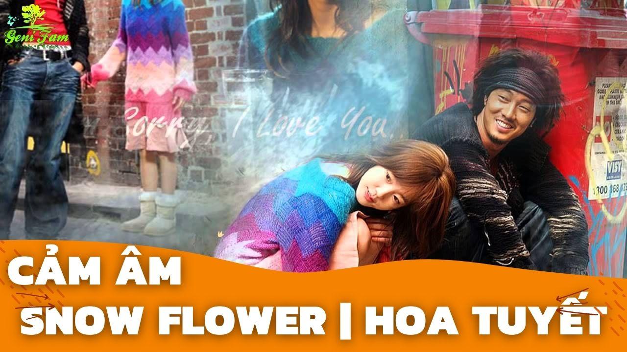 Cảm Âm Snow Flower – Hoa Tuyết | Sáo C5 | Sáo Trúc Hoàng Anh Chuẩn Nhất