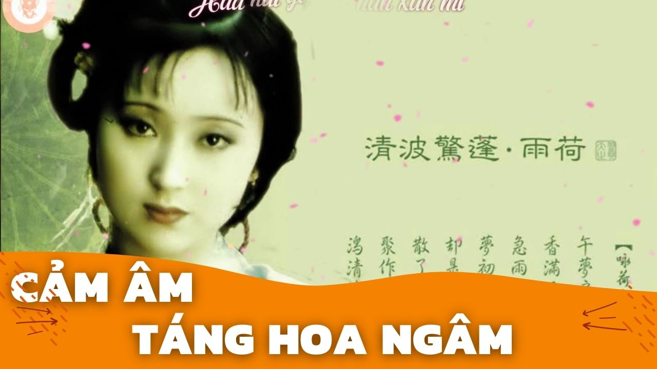 Cảm Âm Táng Hoa Ngâm | Sáo C5 | Sáo Trúc Hoàng Anh Chuẩn Nhất